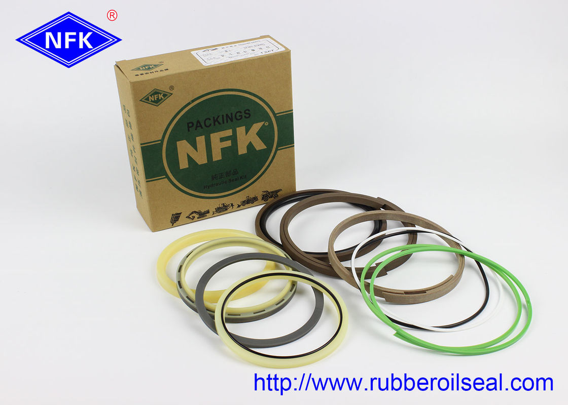 Mechanical Excavator Seal Kit SANY SY365 SY420 PU 93A NBR 90 Hardness