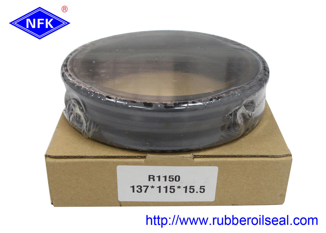 Floating Ring Mechanical Oil Seal High Tensile Strength For Bulldozer D6 Parts
