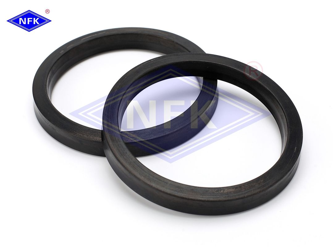 TECNOLAN Rubber Hydraulic Packing TSE Rod Seal 20 MPa Pressure Anti High Temp Corrosion Resistance